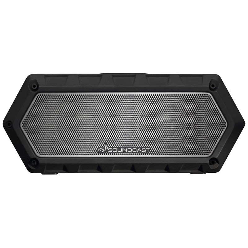 Soundcast VG 1 - der Kompakte - Premium waterproof Bluetooth Lautsprecher