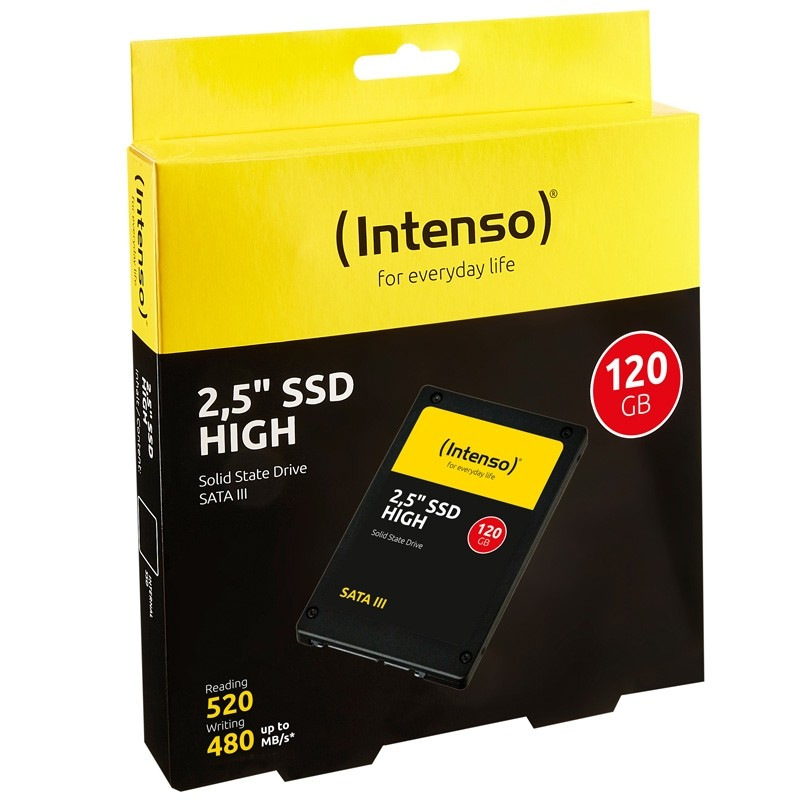 Intenso 120GB SSD High Performance