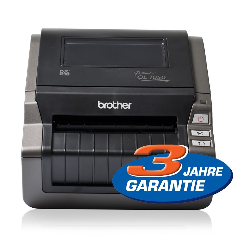 Brother P-touch QL1050 Etikettendrucker
