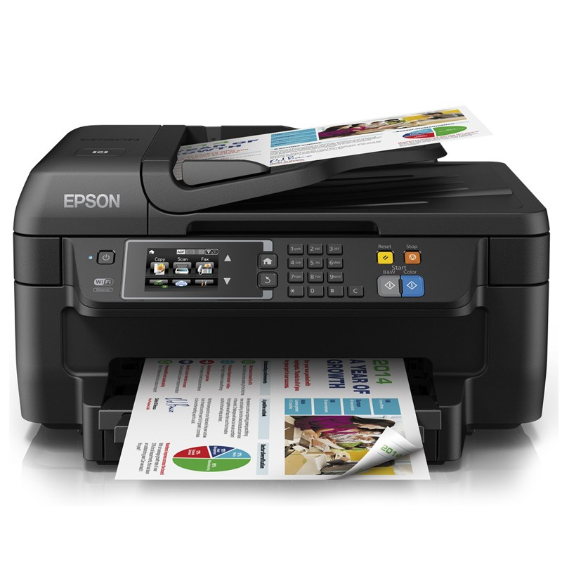 Epson WorkForce WF-2660DWF Multifunktionsgerät