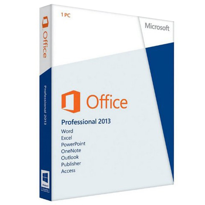 MS Office Pro 2013 32-bit/x64 Eurozone