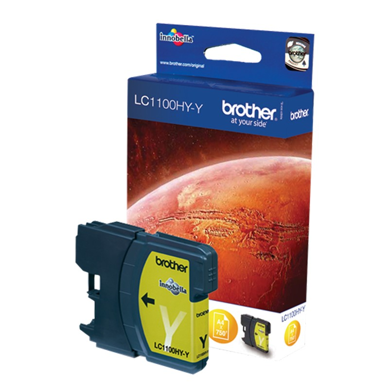 Brother LC1100HYY yellow