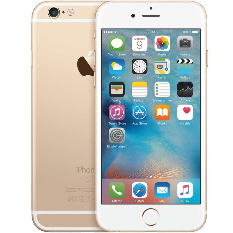 iphone 6s 32gb gold apple. Black Bedroom Furniture Sets. Home Design Ideas