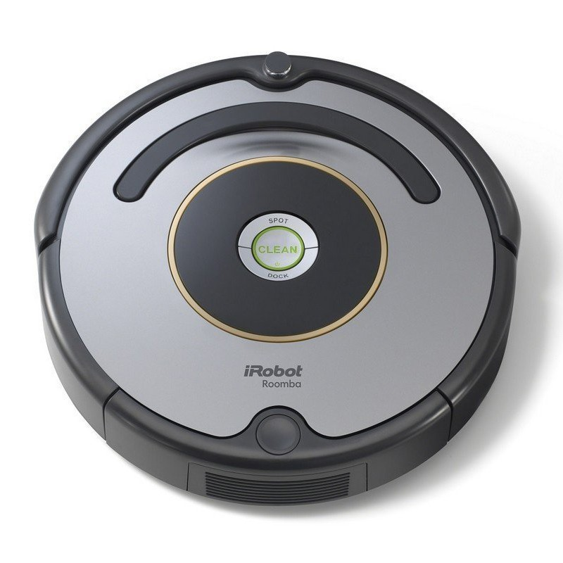 irobot roomba 615 staubsaug roboter. Black Bedroom Furniture Sets. Home Design Ideas