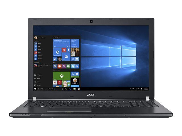 Acer TravelMate P658-M-537B 39,6 cm (15,6 Zoll) Notebook