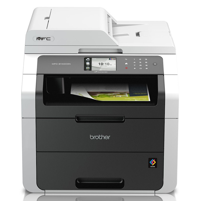 Brother MFC-9142CDN 4-in-1 Farblaserdrucker