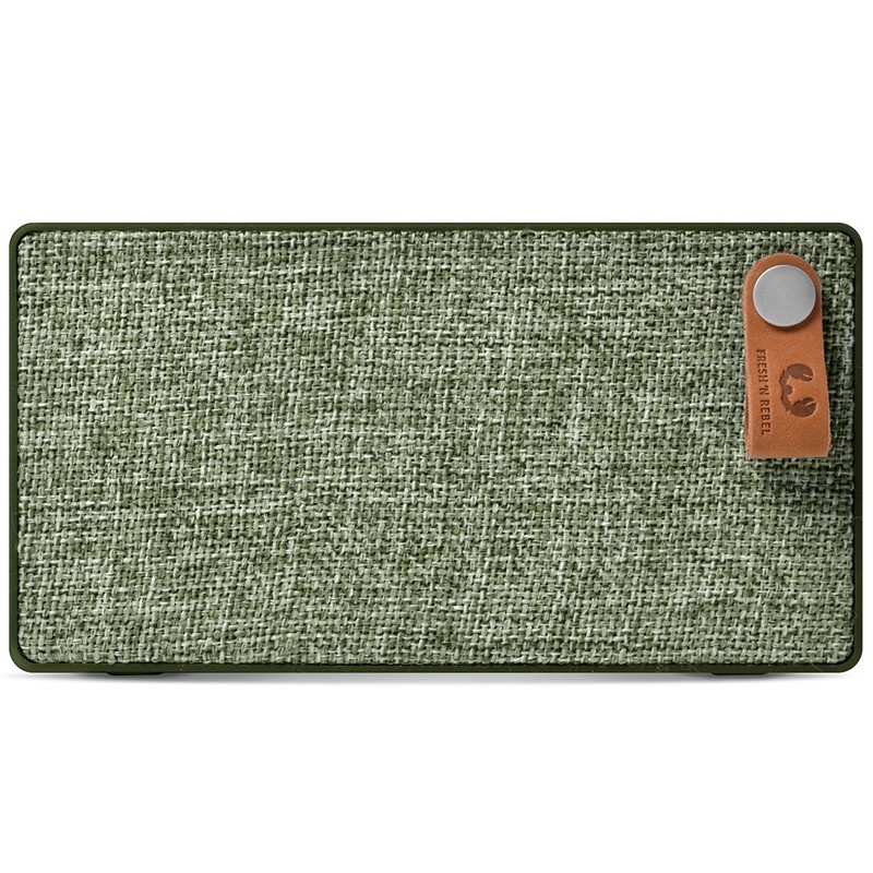 Fresh 'n Rebel Rockbox Slice Bluetooth Lautsprecher Army
