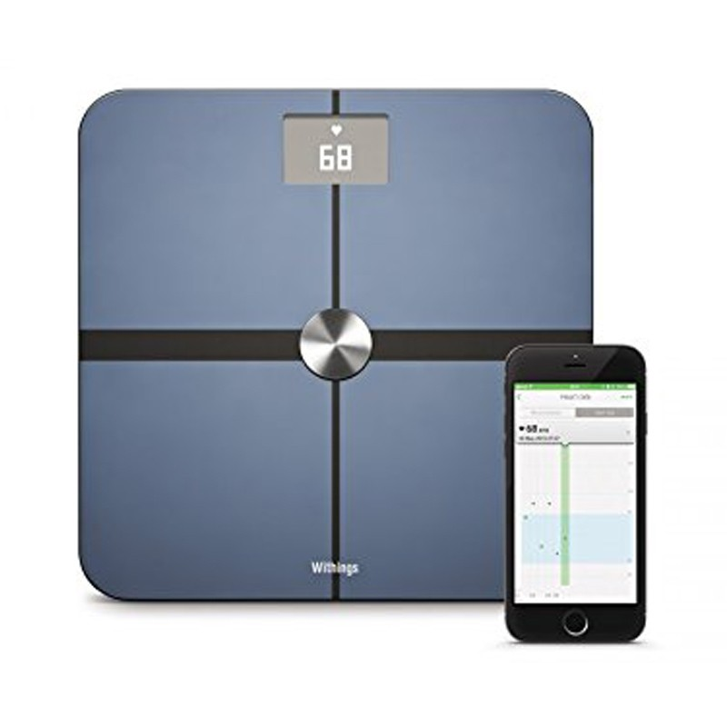Withings WS-50 Smart Body Analyzer schwarz Ausstellungsgerät