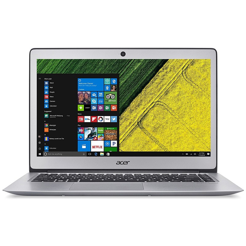 Acer Swift 3 SF314-51-37TM Notebook silber