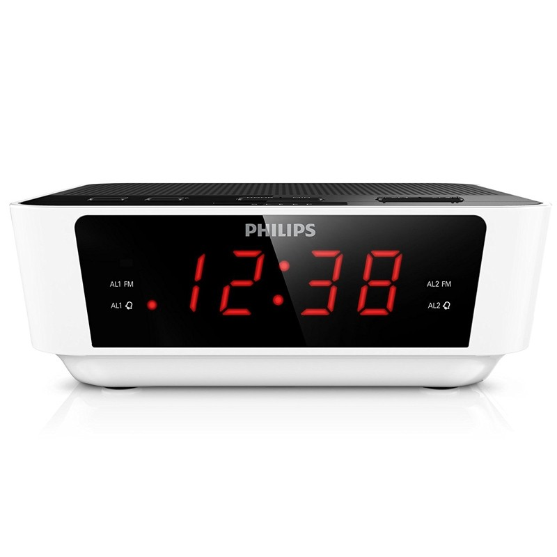 Philips AJ 3115/12 Radio-Player weiss
