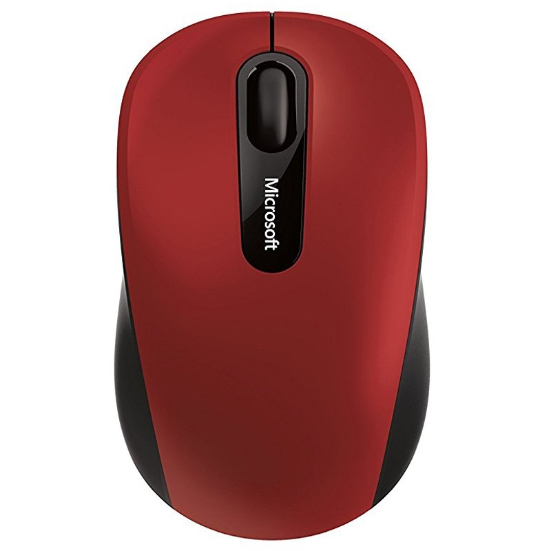 Microsoft Bluetooth Mobile Mouse 3600 rot