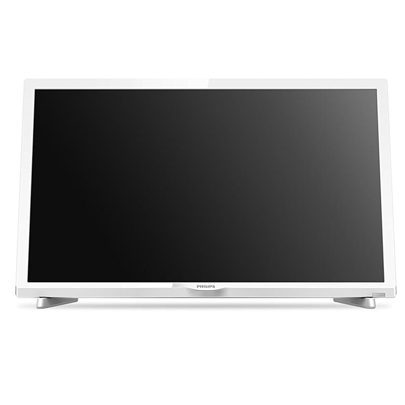 philips 24phs4032 60cm 24 zoll led fernseher wei. Black Bedroom Furniture Sets. Home Design Ideas