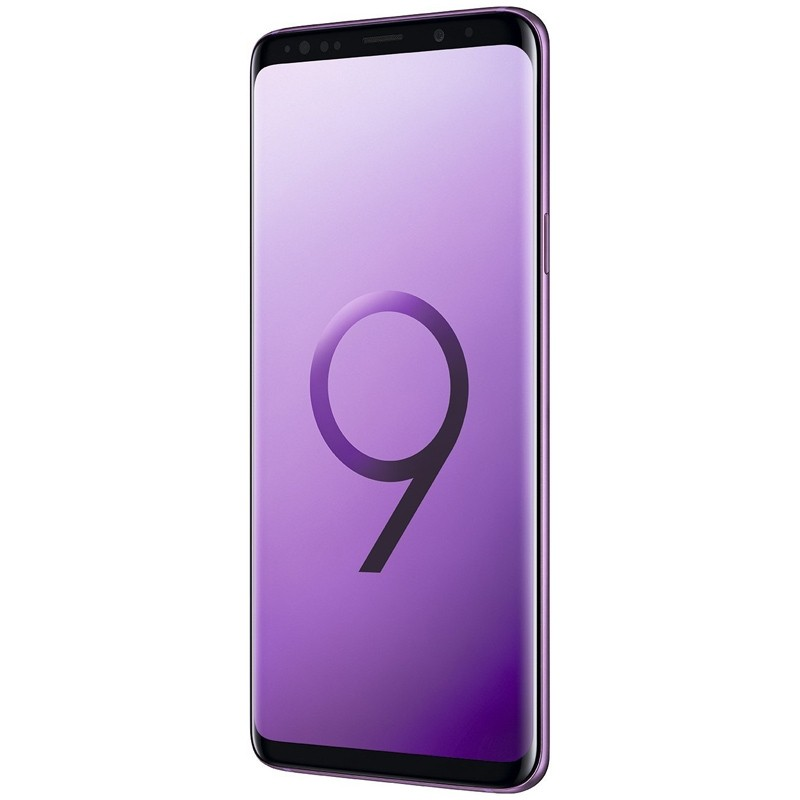 samsung galaxy s9 dual sim smartphone lilac purple. Black Bedroom Furniture Sets. Home Design Ideas