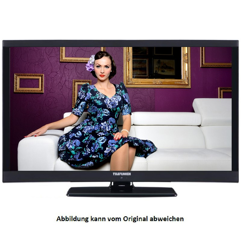 telefunken l24f185d3 24 zoll led tv. Black Bedroom Furniture Sets. Home Design Ideas