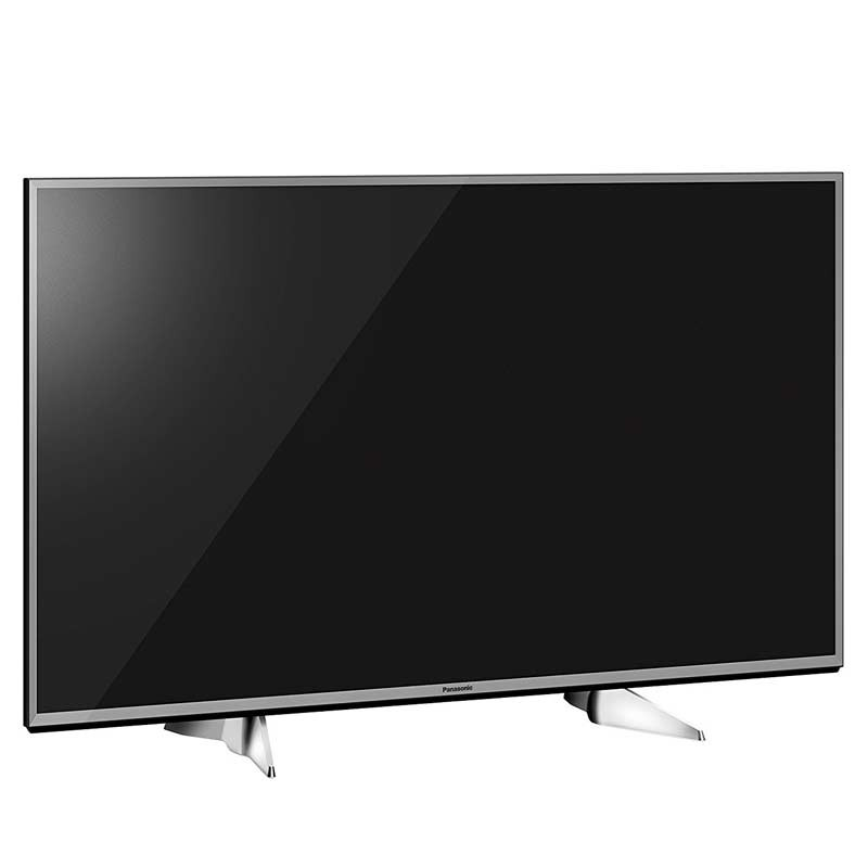 panasonic tx 49exw604 viera 123 cm 49 zoll 4k lcd fernseher silber. Black Bedroom Furniture Sets. Home Design Ideas