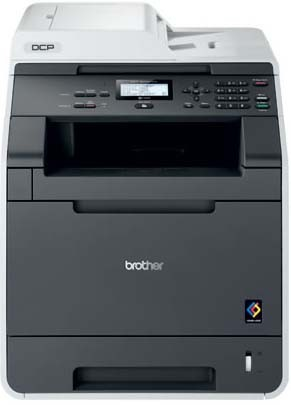 Brother DCP-9055CDN MFP Farb-Laserdrucker