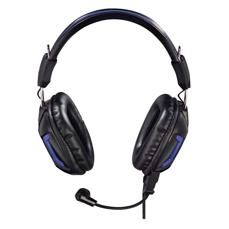 "Hama Gaming-Headset ""uRage SoundZ Essential"", Schwarz"