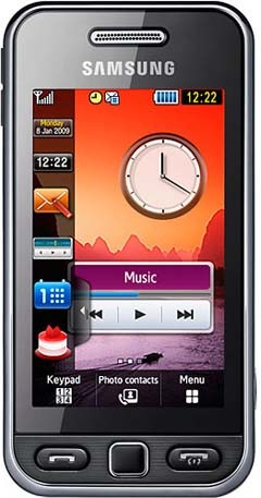 S5230 Star black Handy Xtra-Pac