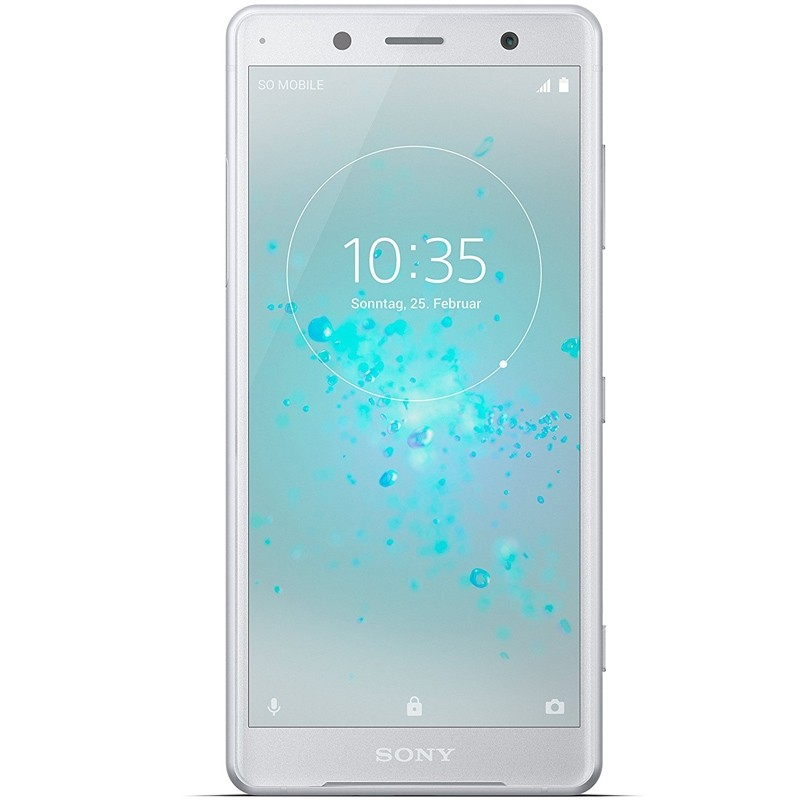 Sony Xperia XZ2 Compact T-Smartphone silber