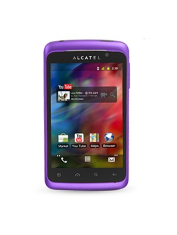 Onetouch 991D play lila Handy