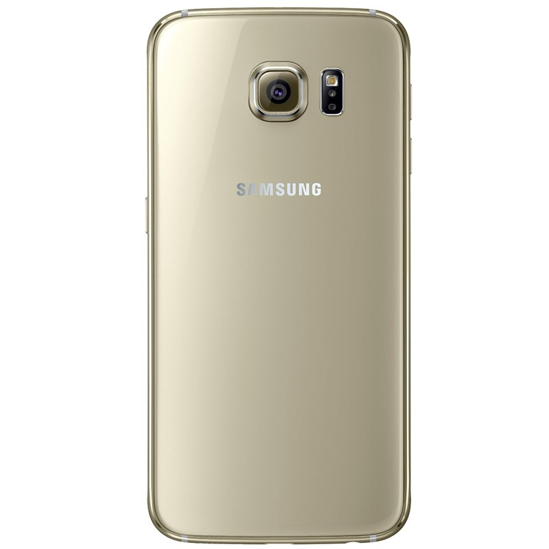 samsung galaxy s6 g920f 32gb gold original handy. Black Bedroom Furniture Sets. Home Design Ideas