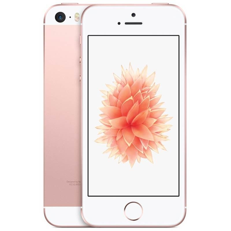 Apple iPhone SE rosegold