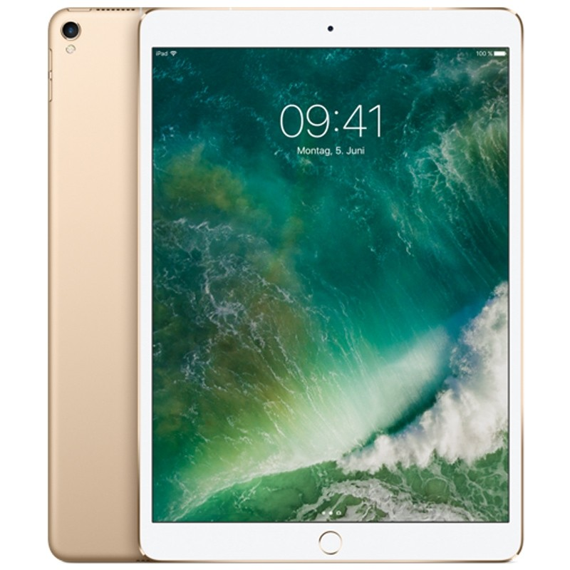 Apple iPad Pro (2017) 12,9 Zoll Wi-Fi 64GB gold