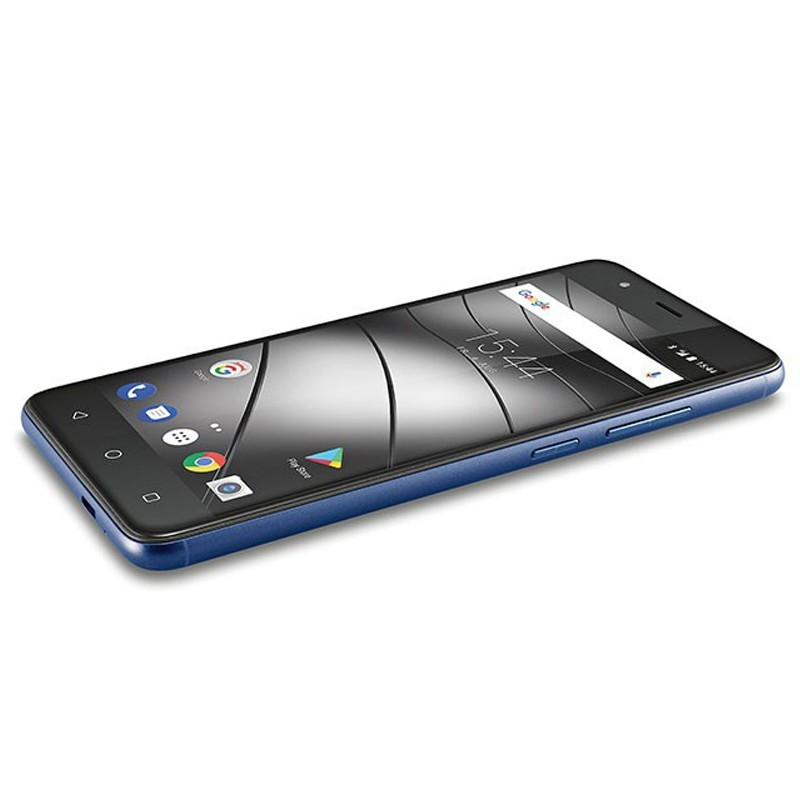 gigaset gs270 plus smartphone dual sim blau. Black Bedroom Furniture Sets. Home Design Ideas