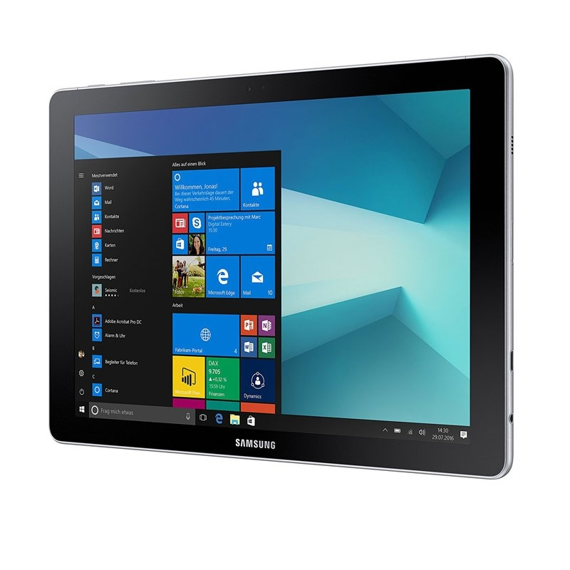 samsung galaxy book w728m 12 zoll lte tablet pc. Black Bedroom Furniture Sets. Home Design Ideas