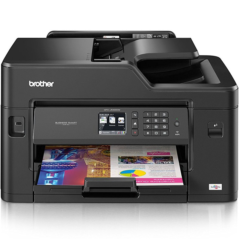 Brother MFC-J5330DW 4-in-1 Tinten-Multifunktionsdrucker B-Ware
