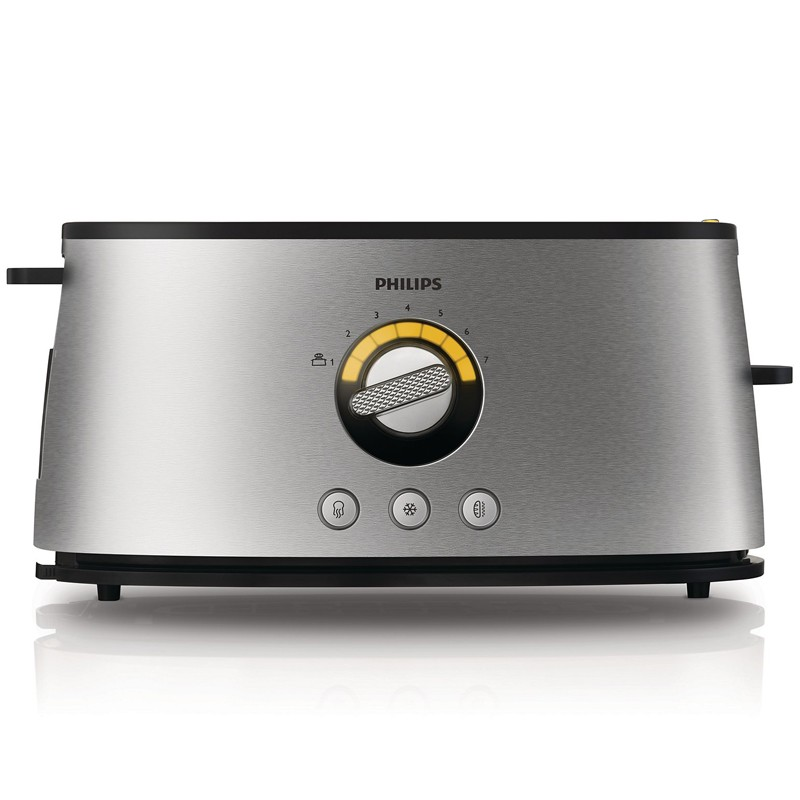 Philips HD2698/00 Toaster Edelstahl