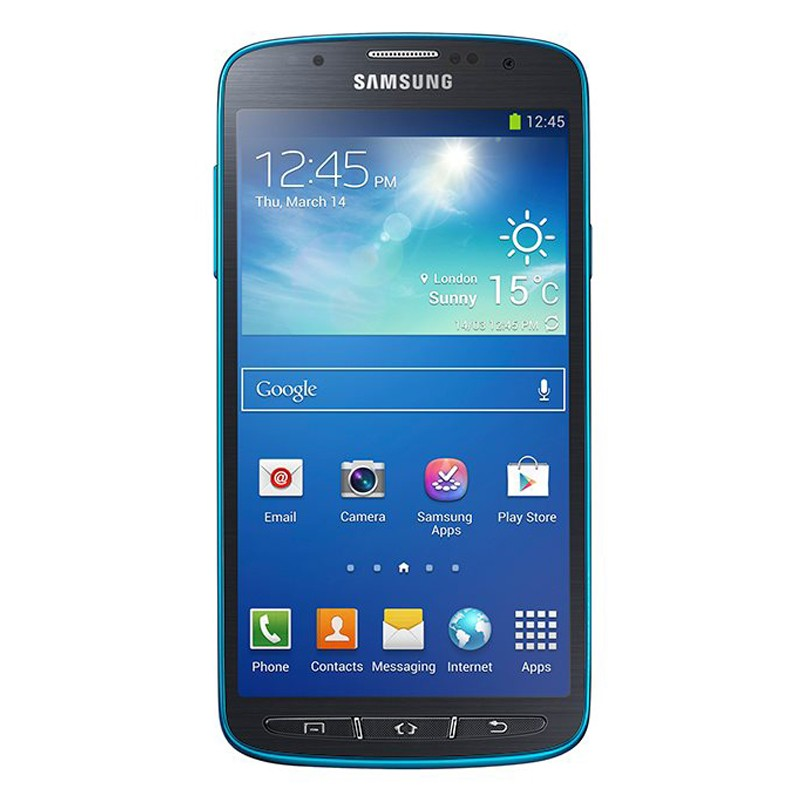 Samsung I9295 Galaxy S4 active blue Handy