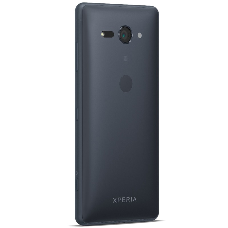 sony xperia xz2 compact dual sim smartphone black. Black Bedroom Furniture Sets. Home Design Ideas