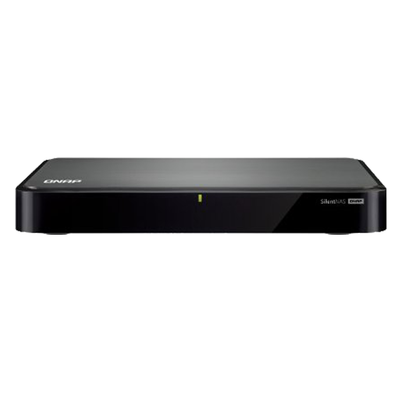 QNAP HS-210 NAS-Gehaeuse Gigabit 2-Bay