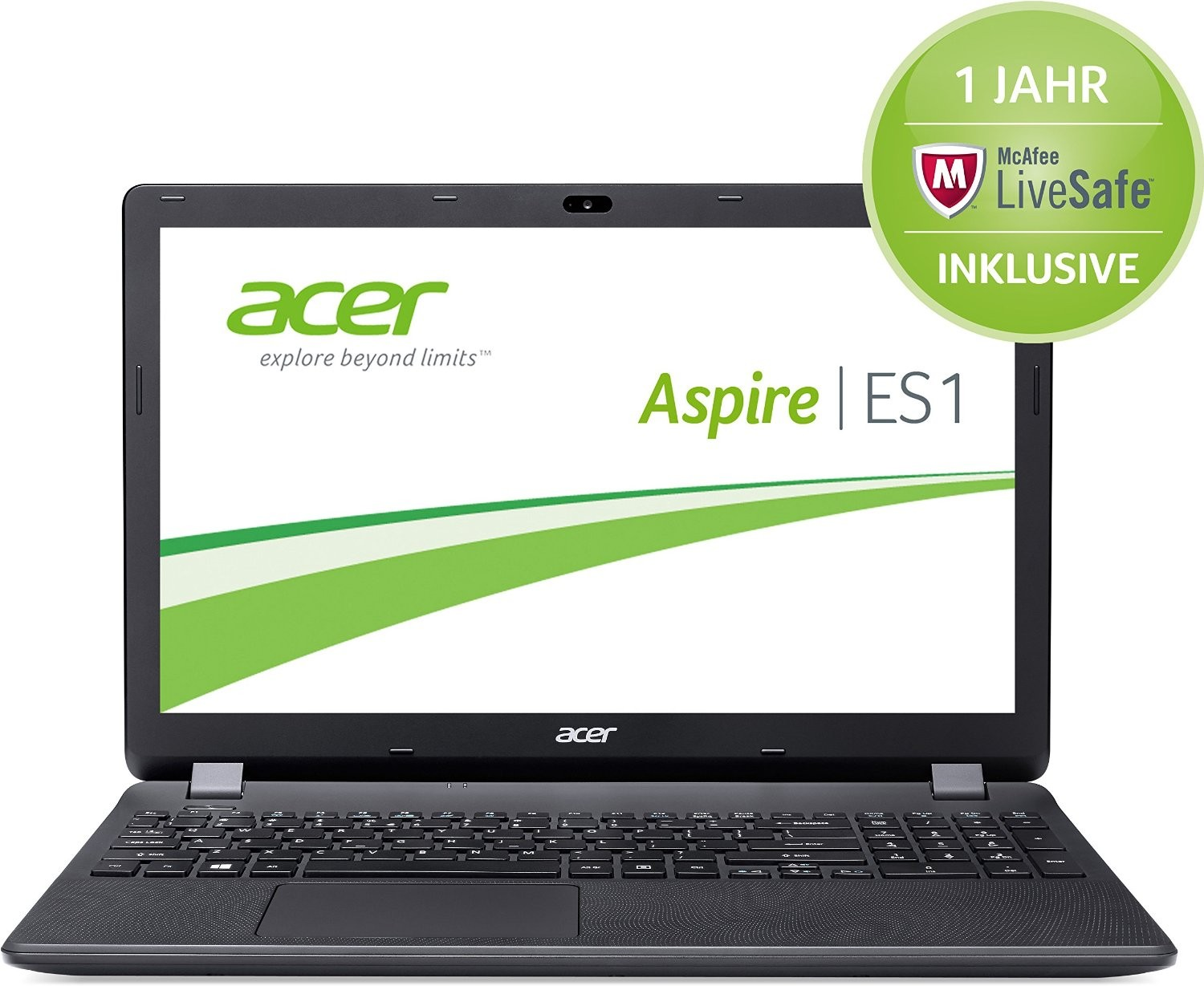 Acer Aspire ES1-512-P1SM 15,6 Zoll Notebook