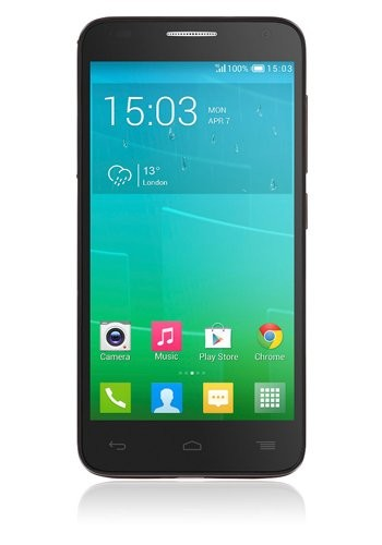 Alcatel One Touch 6036X IDOL 2 Mini S Chocolate Handy