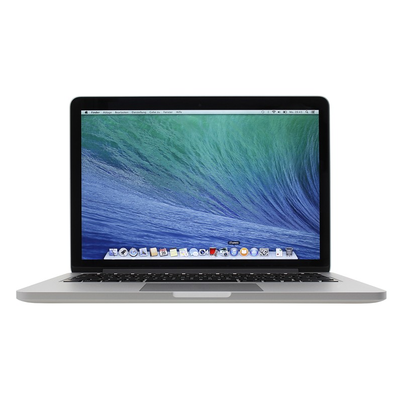 Apple MacBook Pro MF840D/A 33,8 cm (13,3 Zoll) Notebook Intel Core i5 2,7GHz, 8GB RAM