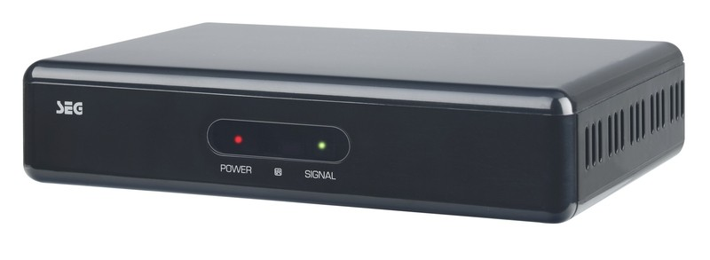 SEG SB 1250HD SAT HD Receiver