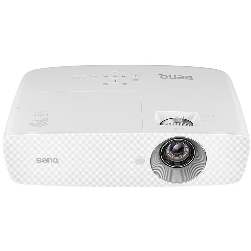 BenQ TH683 Full HD 3D DLP-Projektor weiß