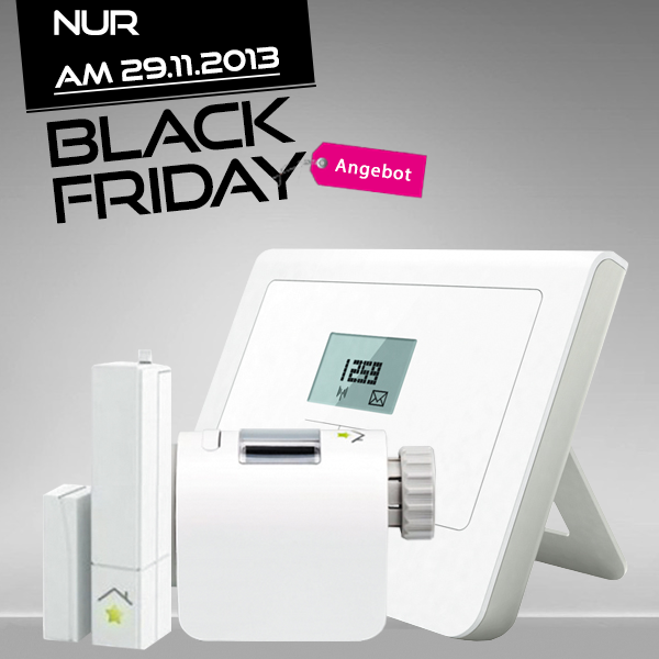 RWE SmartHome Einsteiger-Paket Black Friday