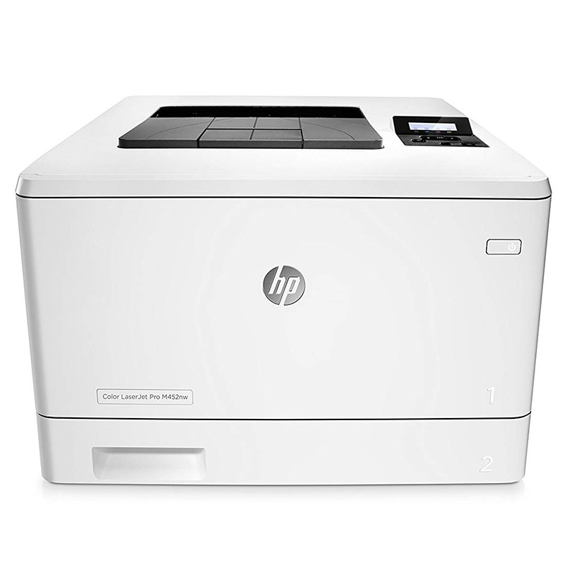 HP Color LaserJet Pro M452nw Farblaserdrucker