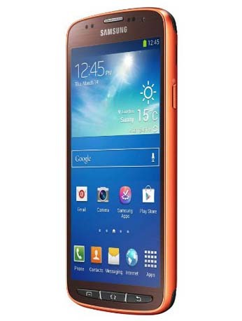 Samsung I9295 Galaxy S4 active orange Telekom
