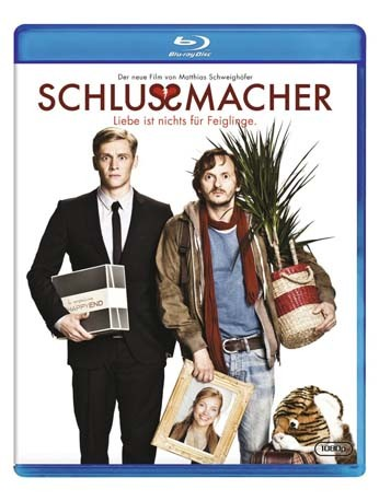 Schlussmacher Blu-Ray-Disc (FSK ab 6) Fan-Edition