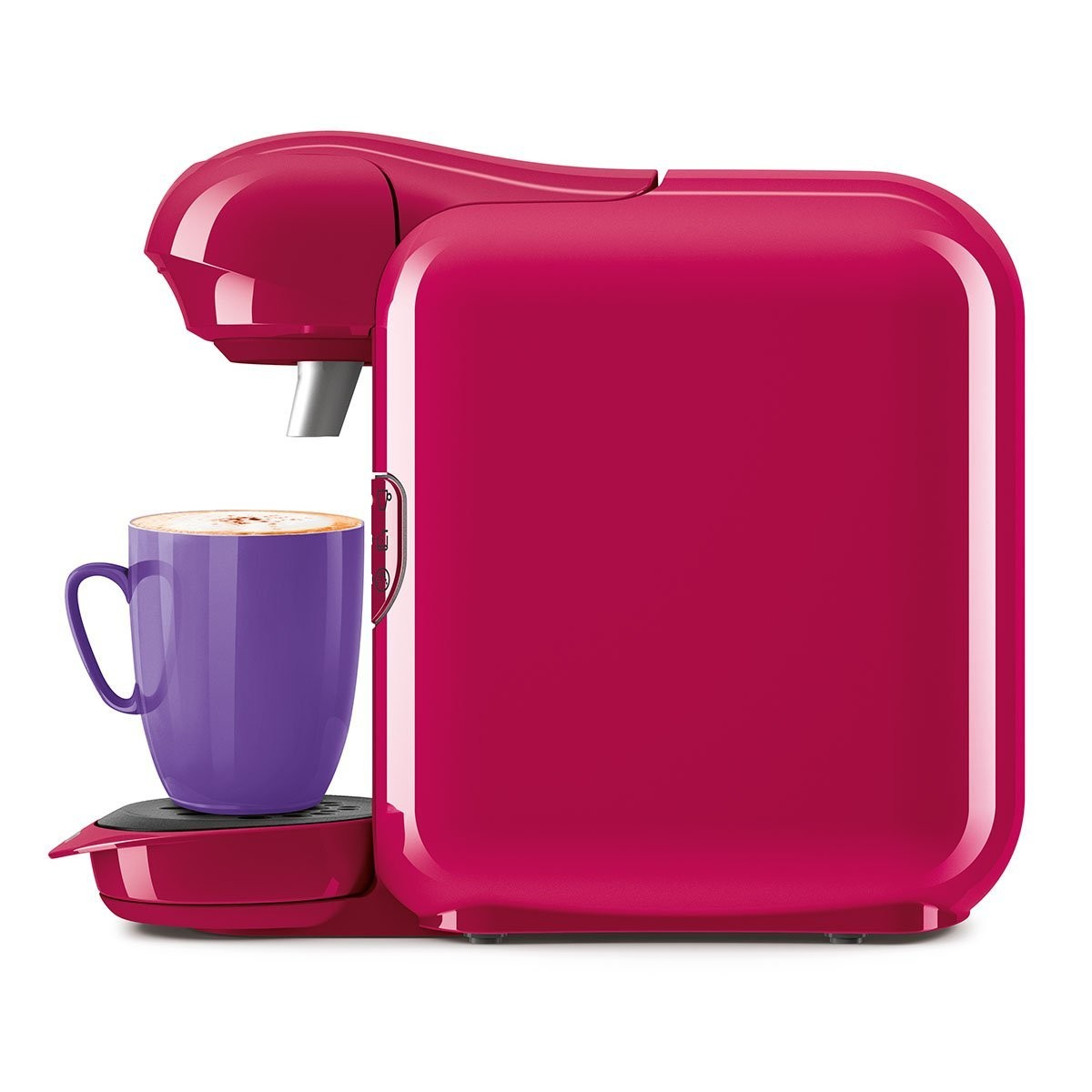 bosch tas1401 tassimo vivy 2 kapselmaschine pink. Black Bedroom Furniture Sets. Home Design Ideas