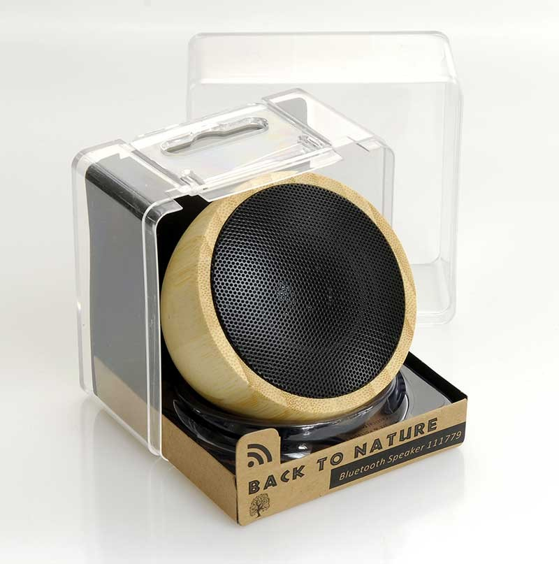 Magic Clouds Holzspeaker Bluetooth Bambus