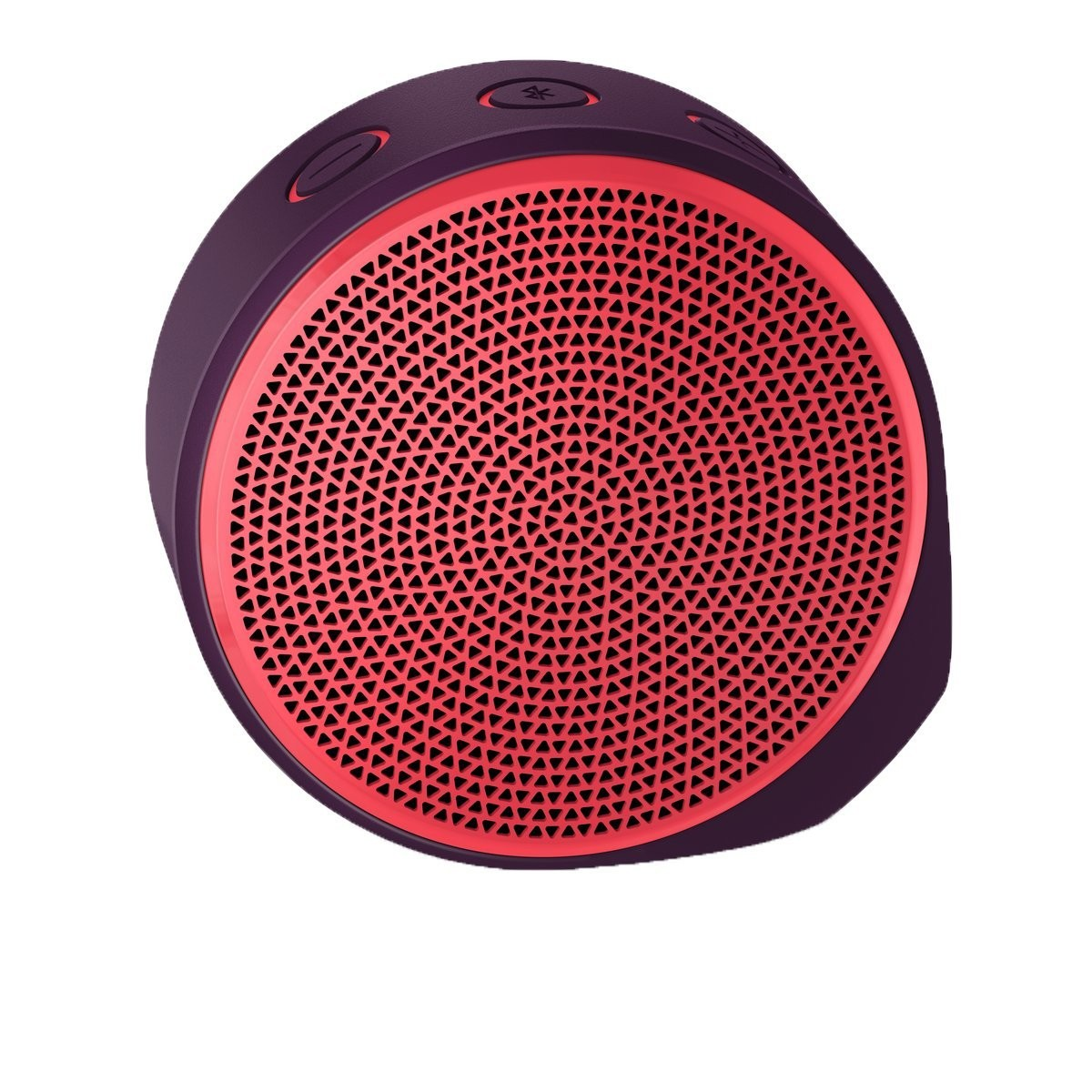 Logitech X100 Mobile Bluetooth Speaker red