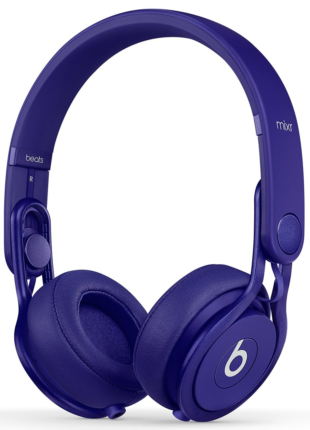 Beats by Dr. Dre Mixr On-Ear Headset indigo