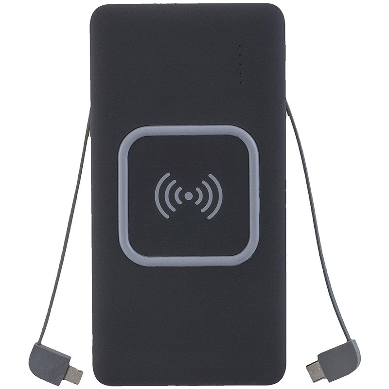 Peter Jäckel Qi Powerbank ULTIMATE 10000mAh Black