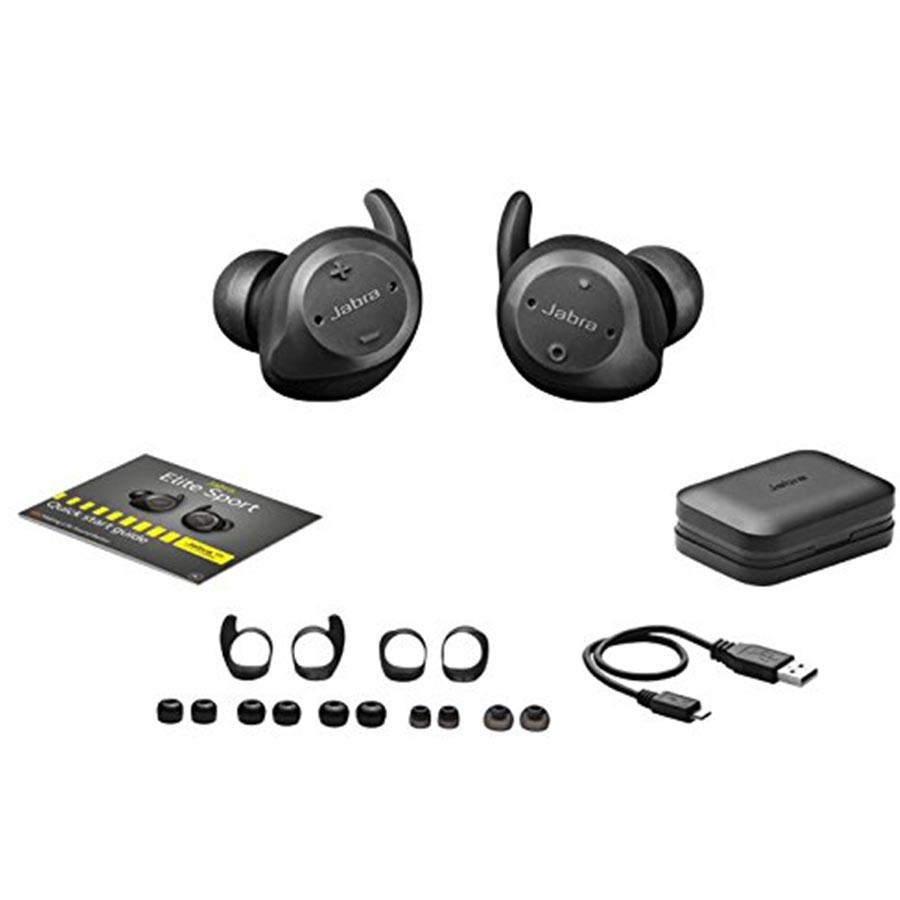 jabra elite sport true wireless bluetooth kopfh rer. Black Bedroom Furniture Sets. Home Design Ideas