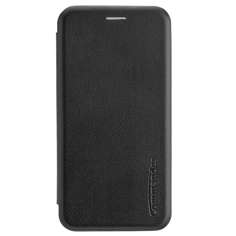 Peter Jäckel COMMANDER Book Case CURVE für Apple iPhone 11 Black